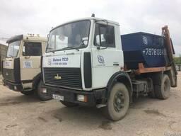 Вывоз мусора строительного и крупногабаритного