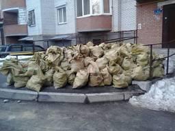 Вывоз строительного мусора, демонтаж
