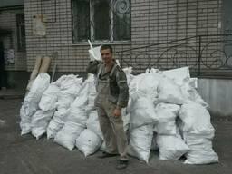 Вывоз строительного мусора Днепропетровск. Газель, Зил, КАМА