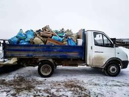 Вывоз Строительного Мусора - Киев, Ирпень Буча - От 900грн.
