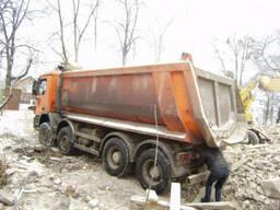 Вывоз строительного мусора Макаров