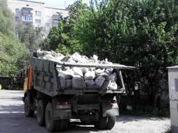 Вывоз Строительного Мусора С Любой Точки Киева И Области