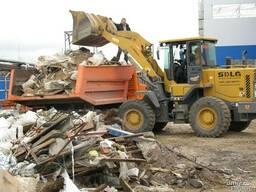 Вывоз строительного мусора в Мариуполе