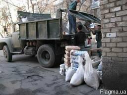 Вывоз строймусора. Демонтажные работы в Одессе