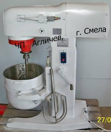 Взбивальная машина МВ-60, кремовзбивалка на 60 л
