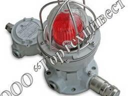 Взрывозащищенный светозвуковой оповещатель ПГСК01 EV-4050