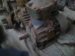 Взрывозащищенные электродвигатели ВАО 0, 75; 1, 1; 2, 2; 4; 11