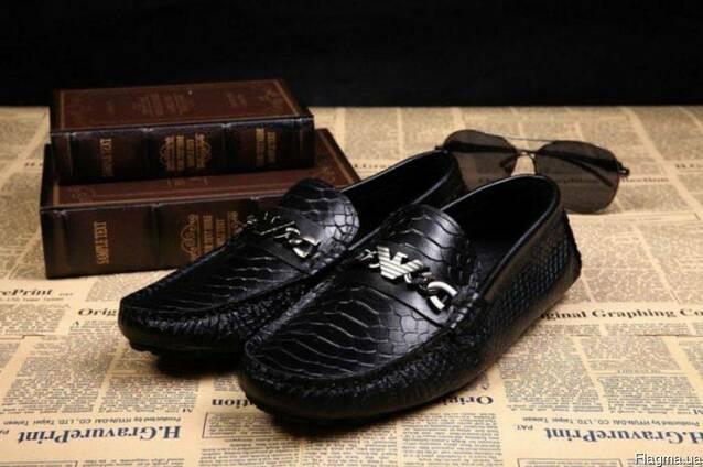 Взуття чоловіче Giorgio Armani цена b50c8a266a729