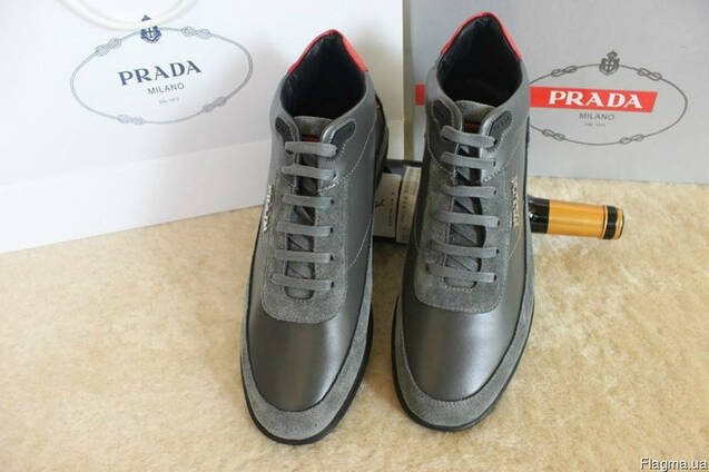 Взуття львів Prada цена 25bbd18ce338c