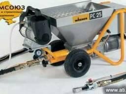 Wagner PlastCoat 25 — штукатурный аппарат