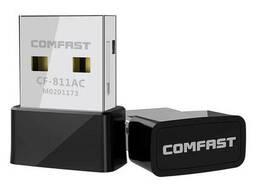 Wi-fi адаптер Comfast CF-811AC 5 Ггц двухдиапазонный. ..