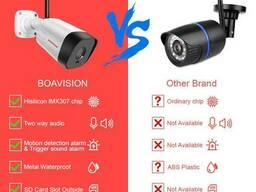 WiFi видеокамера Boavision HX-B06-2MP