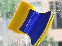Window Wizard магнитная щетка для мытья окон с двух сторон