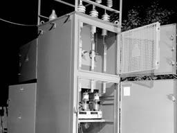 Ячейка каръерная ЯКНО ПККР-VP-6(10)-630. Камеры КСО, КРУН, К-XII. Производитель.