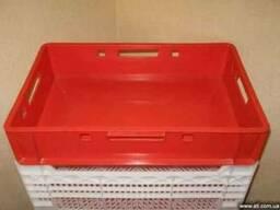 Ящики для фруктов, овощей, грибов, мяса, рыбы и др. продукции