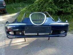 Ягуар Jaguar S-type передний бампер 2004-2008 б\у