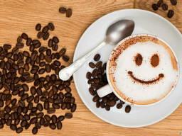 Якісна кава свіжого обсмаження