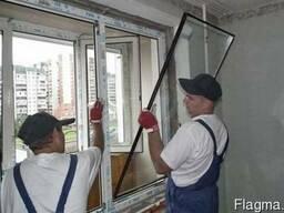 Регулировка окна. Ремонт дверей и окон. Замена уплотнителя.