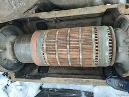 Якорь двигателя ДПЭ-82 175квт 740 об