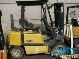 Yale GLP060, 2004г, triplex, FFL, torcon, side-shift