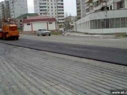 Ямочный ремонт дорог, асфальтирование