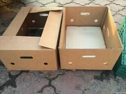 Ящик банановый /евротара /усиленный ящик для транспортировки