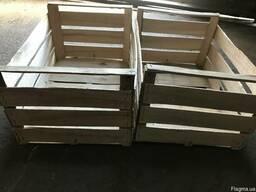 Ящик деревянный 500х300/350х250