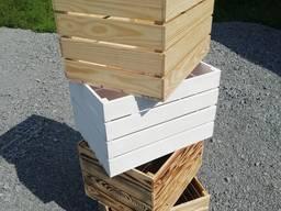 Ящик деревянный для хранение