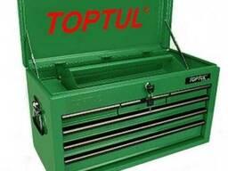 Ящик для инструмента 6секций Toptul