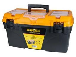 Ящик для инструмента с органайзером 535×291×280мм, Sigma. ..