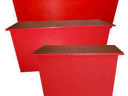 Ящик для песка стационарный 0, 13 куба