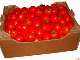 Ящик для помидор на 6-7 кг