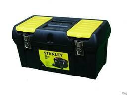 """Ящик для ручного інструменту Stanley 19"""" 49,2х26х24,8"""