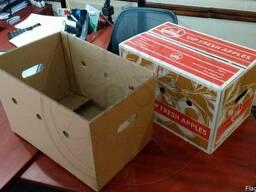Ящик для яблок - Телескоп