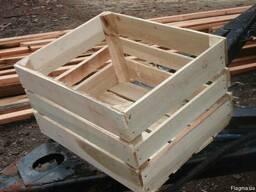 Ящик дощатий (польский кубік)