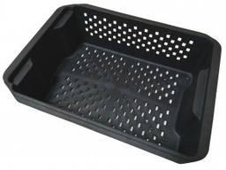 Ящик овощной чёрный