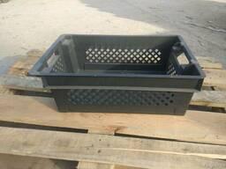 Ящик пластиковый 600 х 400 х 200 мм