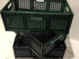 Ящик пластиковый трансформер 600х400х21 производство Польша
