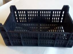 Ящик пластиковый универсальный 500*300*150 мм