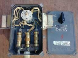 Ящик распределительный ЯРШ-3-630 со штепсельным соединением.