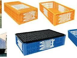 Ящики для перевозки индюков, гусей