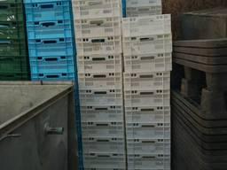 Ящики пластиковые 600/400/160