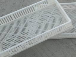 Ящики пластиковые 600/400/80