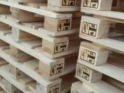 Поддоны Салазки деревянные любые Экспорт