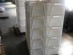Ящики (тара) пластиковые пищевые 600х400х280