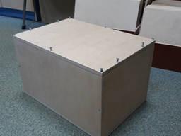 Ящики упаковочные, посылочные, транспортировочные из фанеры