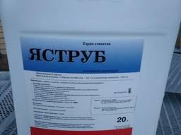 Яструб - ефективний гербіцид і десикант.