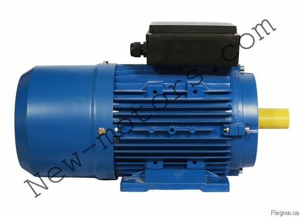 YL132-M2 5.5 кВт 3000 об. 1- фазный 220
