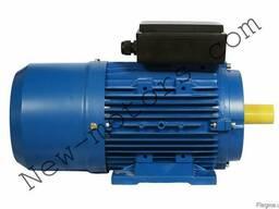 YL132-M2 5. 5 кВт 3000 об. 1- фазный 220