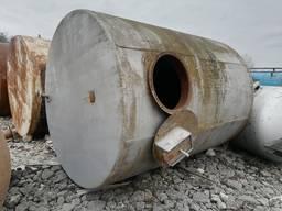 Ёмкость металлическая, резервуар, ресивер, цистерна, бочка